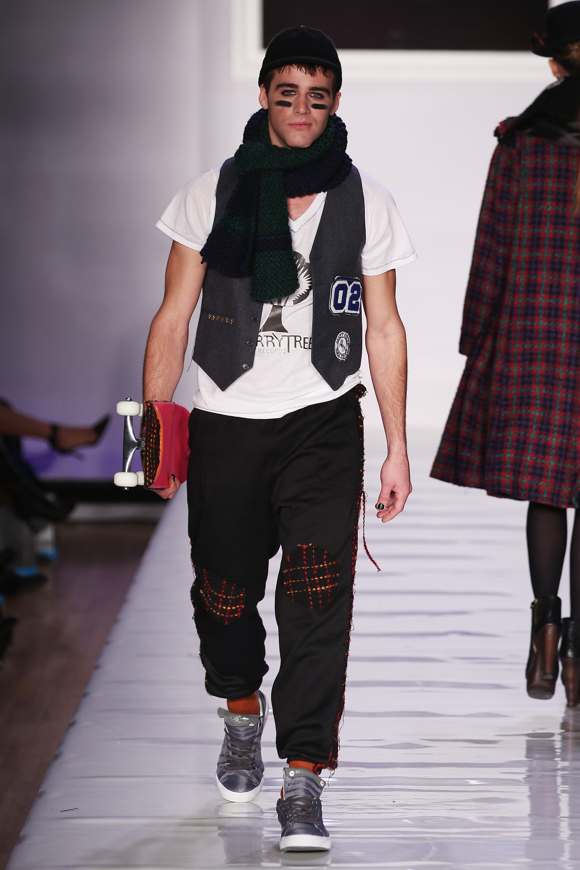 Tumbler and Tipsy New York Fashion Week Fall 2013 Look 33